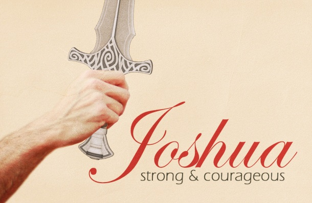 Study through the book of Joshua