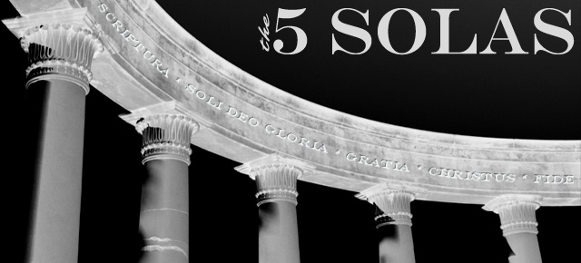 The 5 Solas   OH! MAG